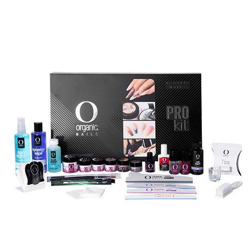 Kit de Uñas Organic Nails